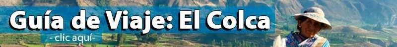 Guía de viaje a Perú