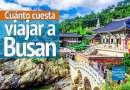 Cuanto cuesta viajar a Busan
