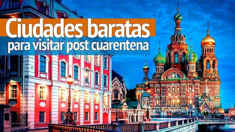 Ciudades europeas más baratas