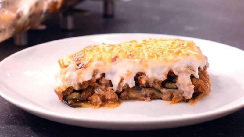Comida típica griega