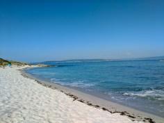 A Praia de Canexol tem um ar mais intimista
