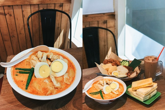 科技大樓站美食|池先生大安店:超道地!平價馬來西亞料理~咖哩、椰漿飯、椰漿吐司都推薦~