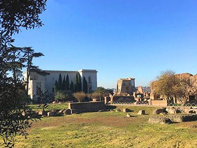 DIARY:私のローマ / オレンジの樹と、鐘の音 その10