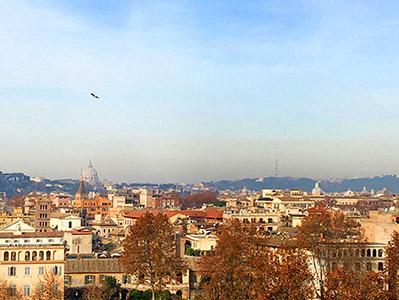 DIARY:私のローマ / オレンジの樹と、鐘の音 その9