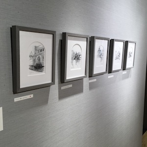 展覧会:望月麻里 作品展 閉幕。最終日リポート