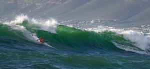 Dawid Mocke Big Wave Kalk Bay