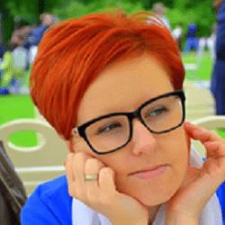 Magdalena Keler-Białecka => Redhead Nails - blog o lakierach do paznokci