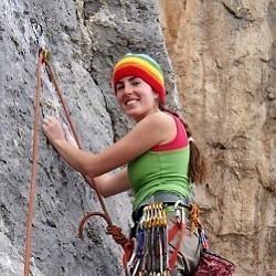 Róża Paszkowska => Climb Up - obozy i kursy wspinaczkowe