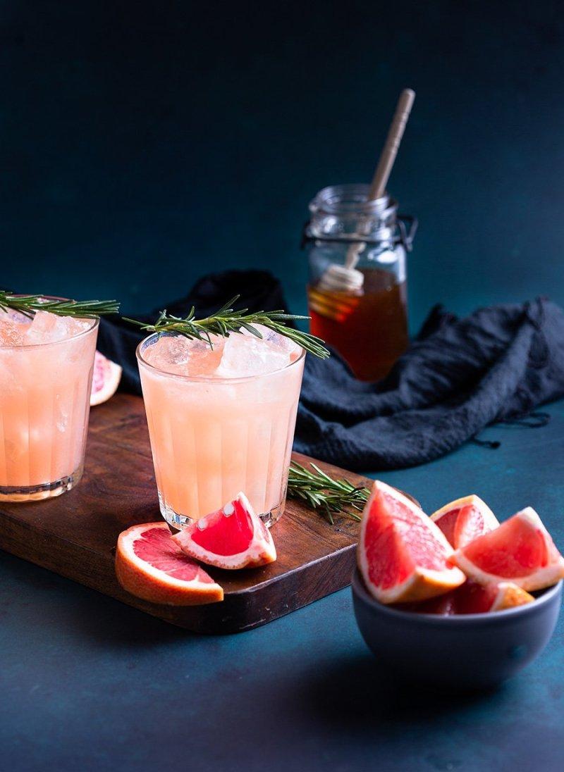 Fresh Grapefruit Kombucha Recipe