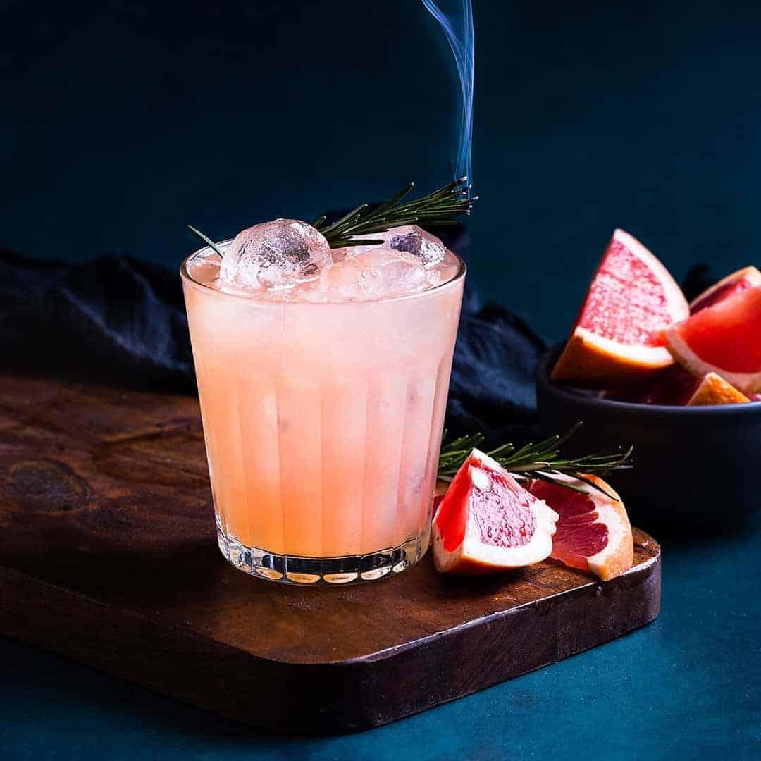 Fresh Grapefruit Kombucha