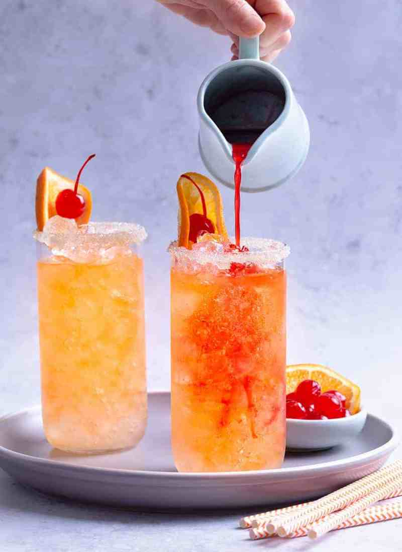 Shirley Temple Drink Recipe