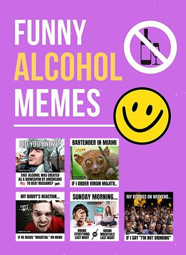 funny alcohol memes