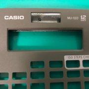 Calculator Plastic Prototype made by JIERCHEN Mockup