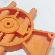 BAKELITE CNC made by JIERCHEN Mockup