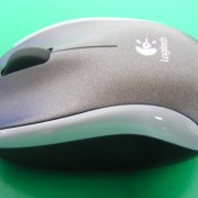 Logitech Mouse prototype made by JIERCHEN