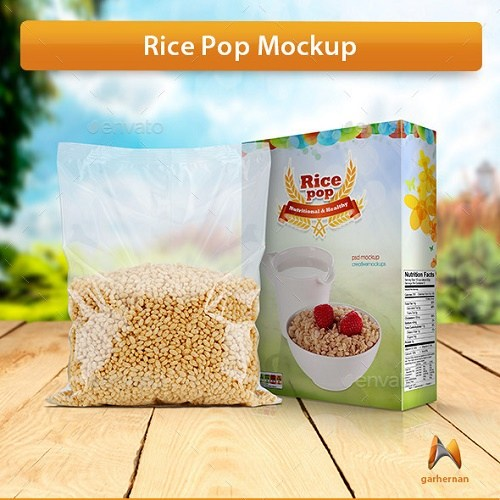 Download 22+ Best Free Cereal Box Mockup PSD Template for Packaging