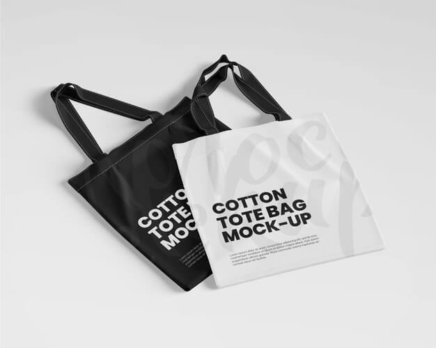 And in the market, there are a variety of available bags like plastic bags, leather bags, and handbags. 24 Best Free Eco Bag Mockup Psd Template Mockup Den