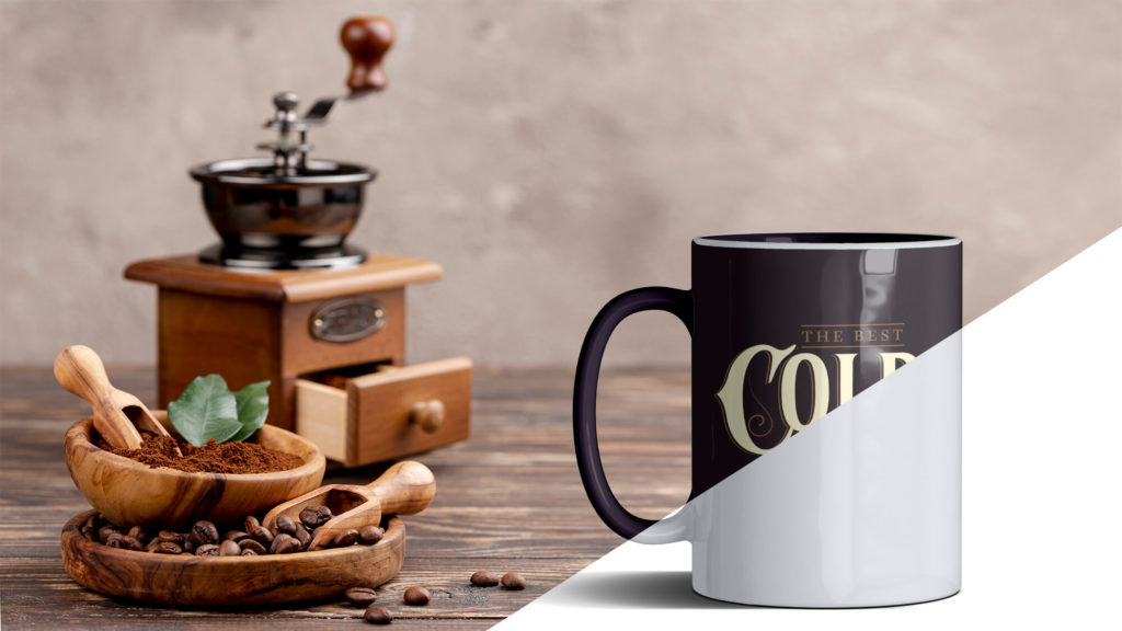 If you're planning to look out for a shop to design your caneca, then we would advise you to drop the plan. Free Caneca Mockup Psd Template Mockup Den