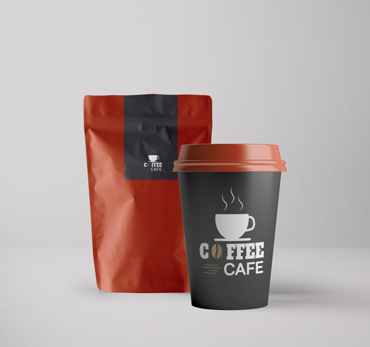 Download Coffee Packaging - Free Mockup | Download