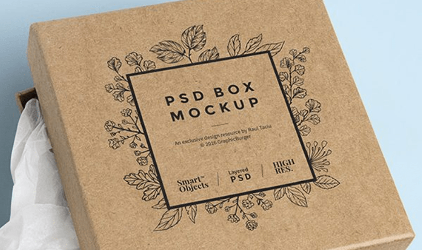 Download Top 15 Free Packaging Box Mockup In 2020 - Mockup Free ...