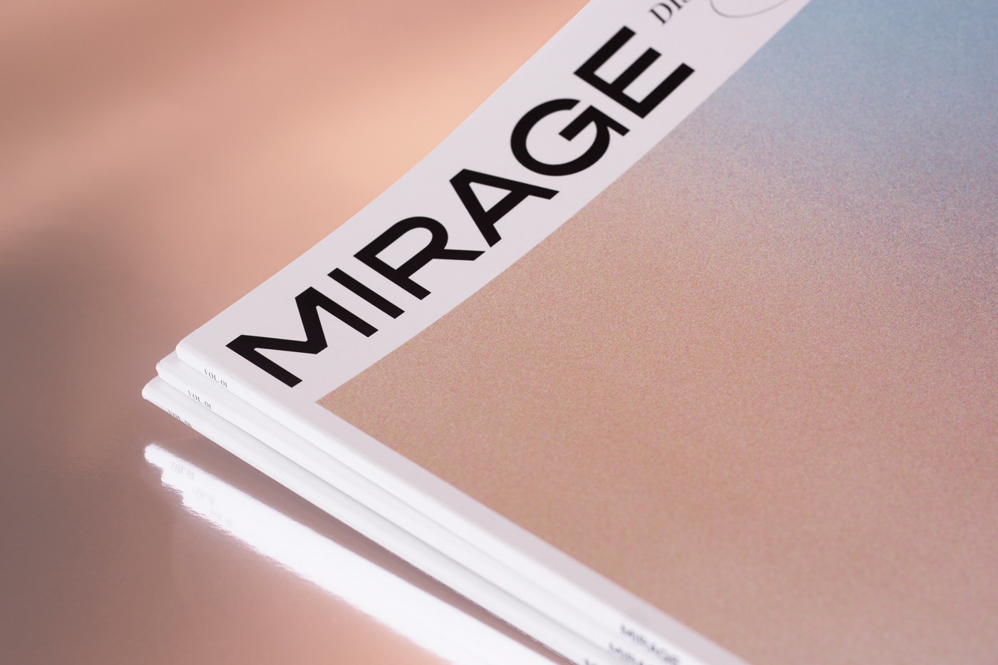 Magazine mockups can come in to save the the day if you would like to create your magazine layout and would love to see how it'll turn out in reality. Free Mirage Magazine Mockup Mockup Free Downloads