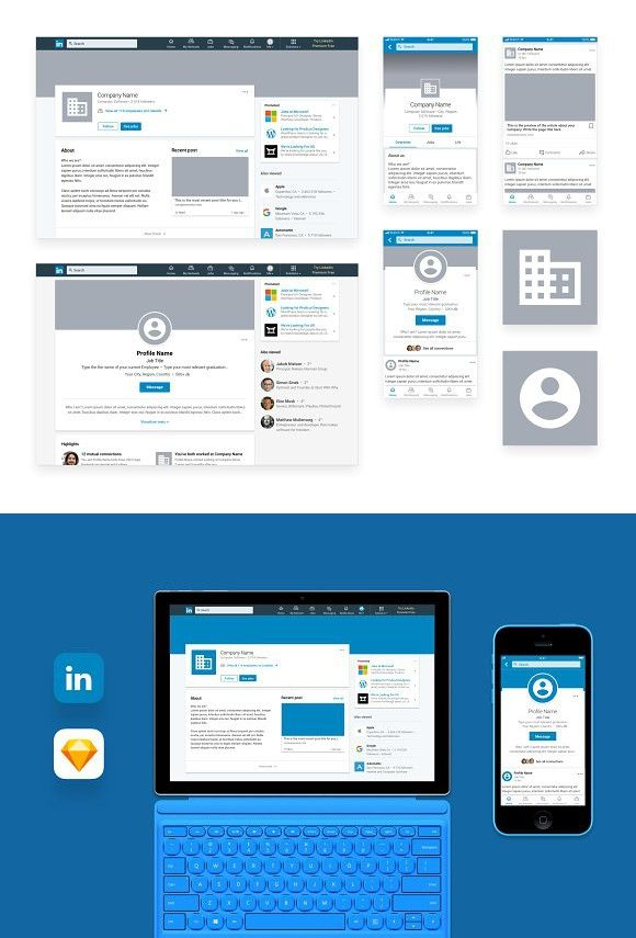Not all users will see this layout until it is officially released. Use Best Linkedin Ui Mockups 2021 To Increase Customers