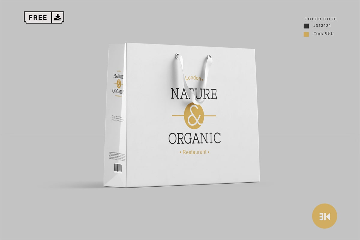 Via smart objects, you can easily customize and change major mockup elements and make it fit your design needs. Shopping Bag Mockup Free Psd 2020 Mockups Freebies
