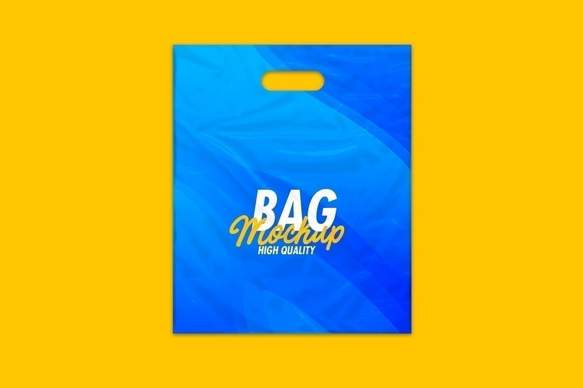 Download this free ideal plastic bag mockup psd which is extremely easy to edit and very useful for your presentation needs. Handle Plastic Carrier Bag Mockup Mockupslib