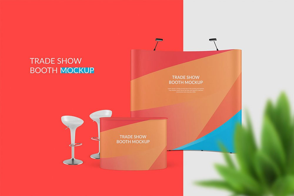 Download Stall Design Mockup Free Download Yellowimages