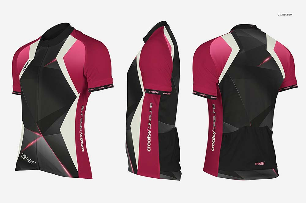Download 23+ Women`s Cycling Jersey Mockup Images Yellowimages ...