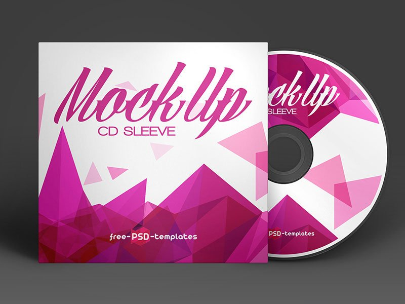 Download free mockups free online cd mockup generator psd placeit.net has been visited by 10k+ users in the past month 60m+ items sold. 30 Free Music Cd Artwork Templates For Photoshop Free Psd Templates