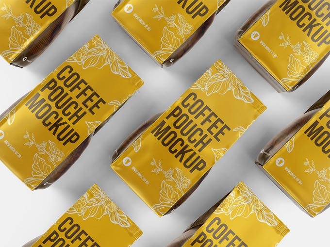 Download 25+ Top Coffee Packaging Mockup PSD Templates | Mockuptree