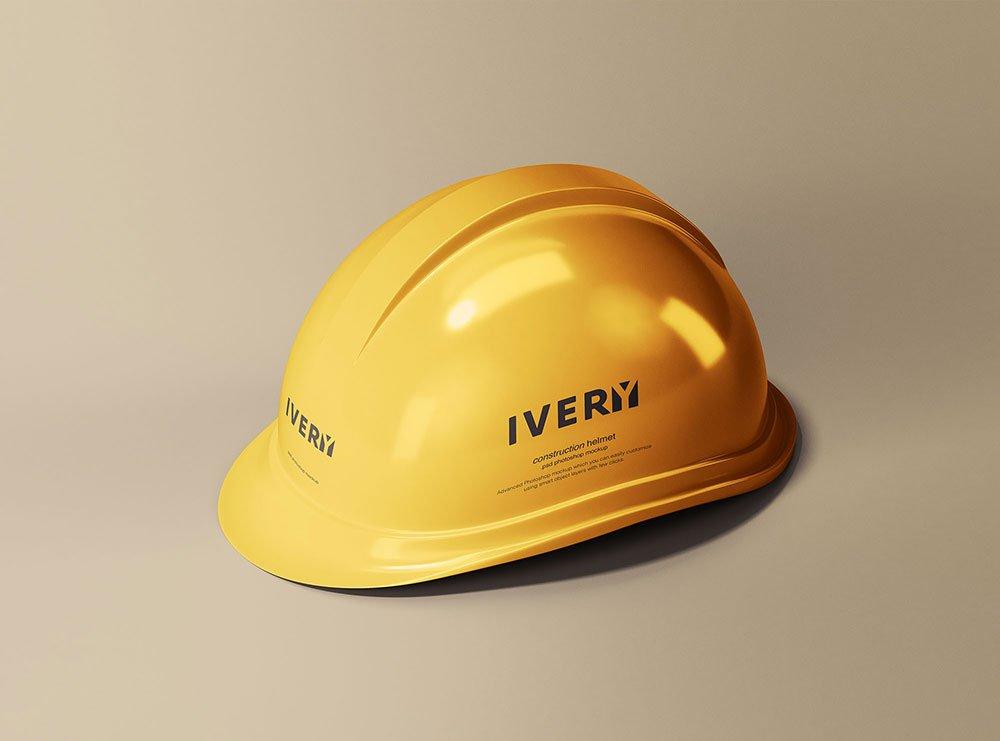 A mockup template designed to showcase helmet design is rare to find. Free Construction Helmet Mockup Mockuptree