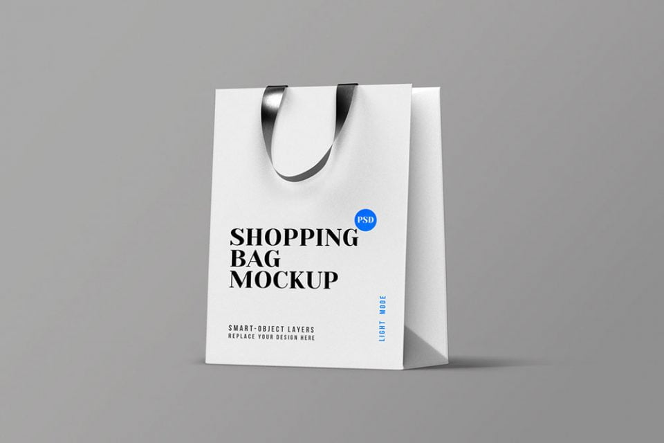 Layered psd through smart object insertion. 95 Best Free Bag Mockups For 2021 Mockuptree