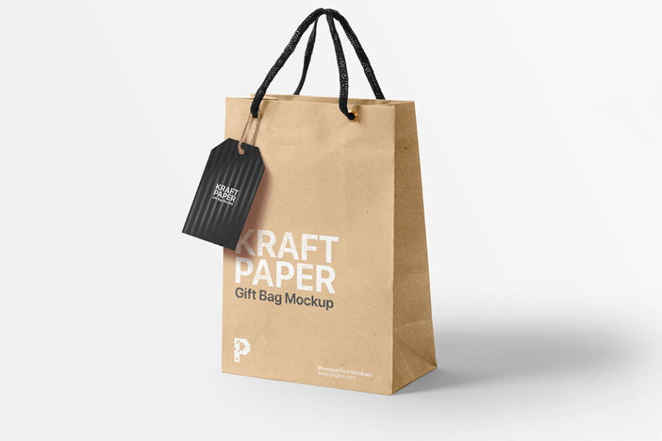 Choose from 20+ bag mockup graphic resources and download in the form of png, eps, ai or psd. 95 Best Free Bag Mockups For 2021 Mockuptree