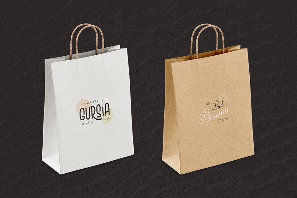 30+ beautiful shopper bag mockup psd templates: 95 Best Free Bag Mockups For 2021 Mockuptree