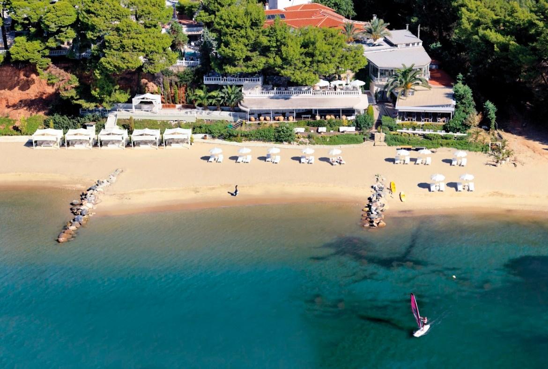 Halkidiki Sithonia Beach  Star Hotel Danai