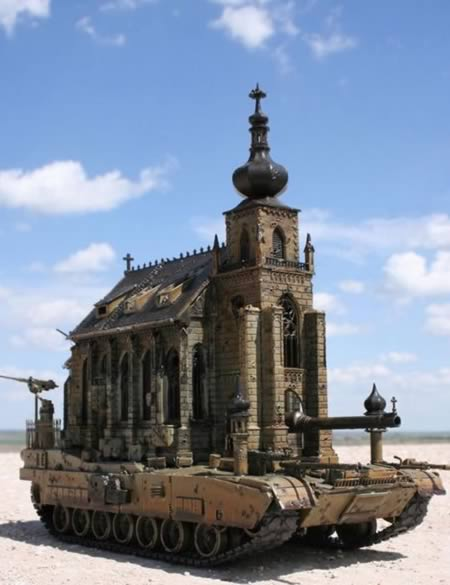 unusual churces