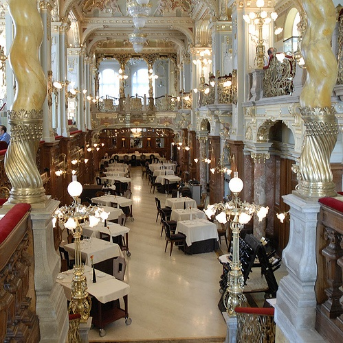 world's most beautiful cafes