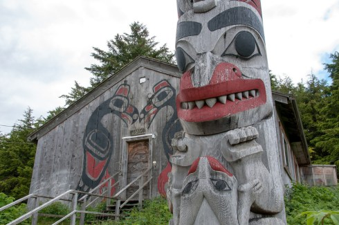 amazing artwork created by the talented Haida artists