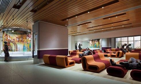 ultramodern hotel in NYC