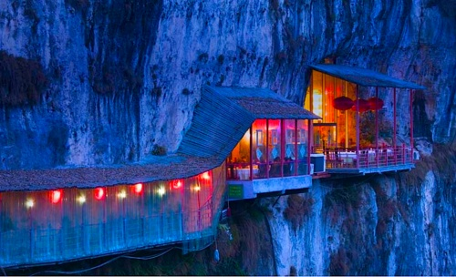 worlds most unusual restaurants