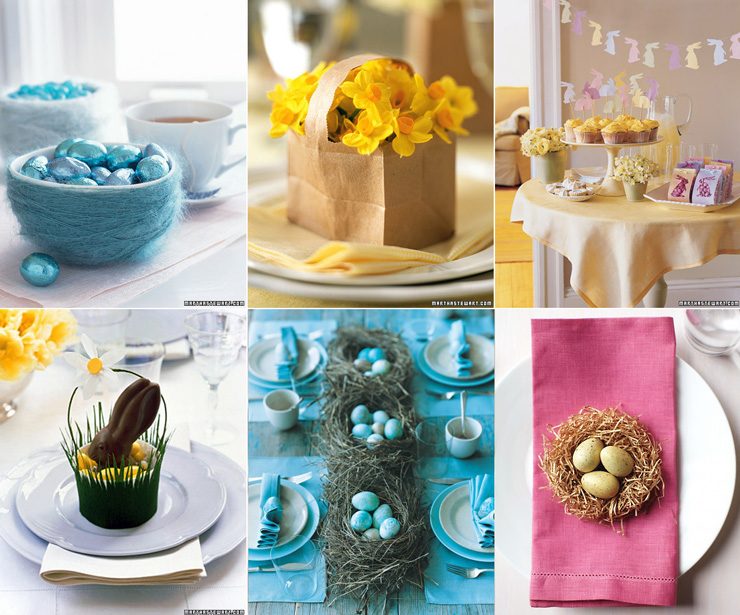 Easter Decorating Ideas 50 easter decorating ideas - moco-choco