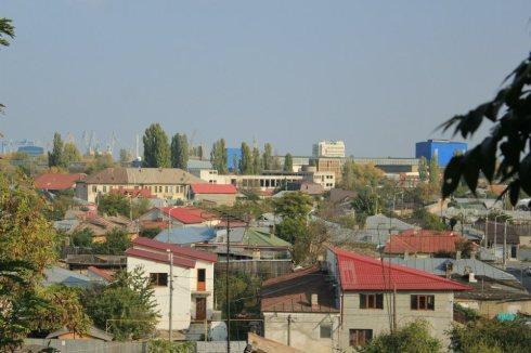 Galati town Romania 7