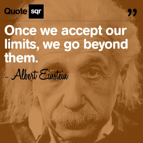 famous quotes of Einstein 7