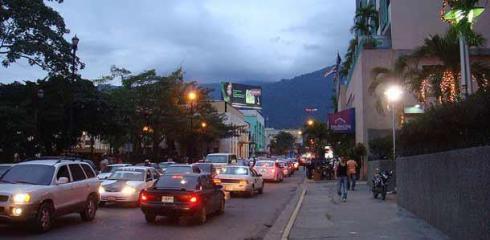 San Pedro Sula, Honduras world's most dangerous countries