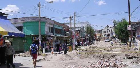 Juarez, Mexico world's most dangerous countries