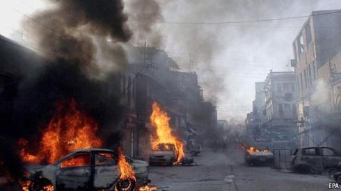 world's most dangerous countries Karachi, Pakistan