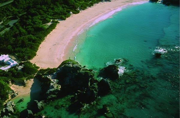 bahamas Pink beaches