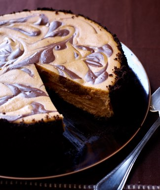 chocolate cheesecake recipe with pumpkin